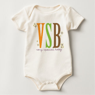 Very Special Baby Organic Christian baby vest Baby Creeper