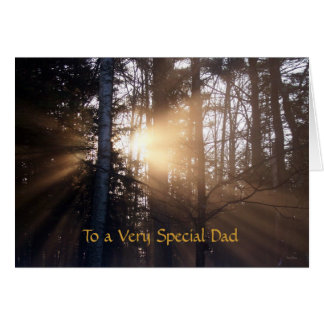 Very Special Dad Card