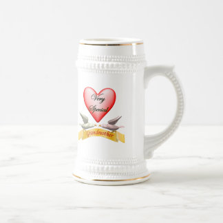 Very Special Grandmother Mothers Day Gifts Beer Stein