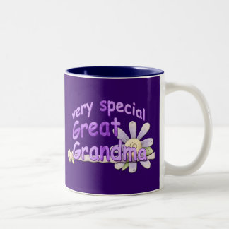 Very Special Great Grandma Design Coffee Mug