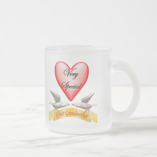 Very Special Great Grandmother Mothers Day Gifts Coffee Mug