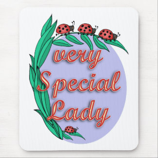 Very Special Lady Mother's Day Gift Mouse Pad