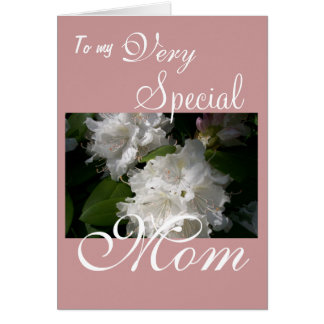 Very Special Mother Greeting Card