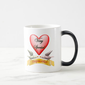 Very Special Stepmother Mothers Day Gifts Magic Mug
