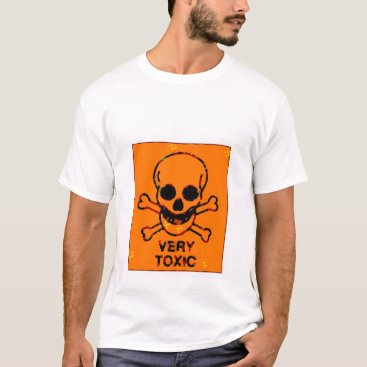 URBANOPTION Very toxic T-Shirt