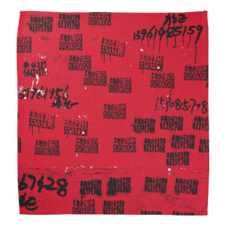 Very Unique Cool Urban Bandana
