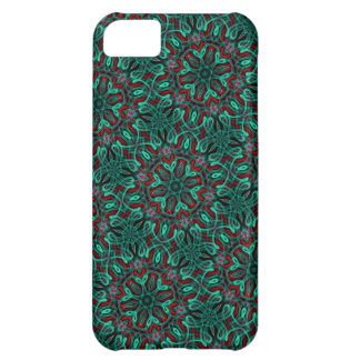 Very unique gift holiday LED light pattern iPhone 5C Case