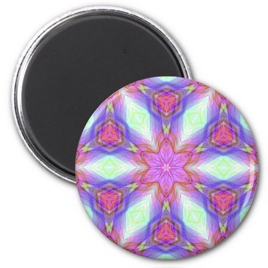 Very unique gift, LED light pattern Magnet
