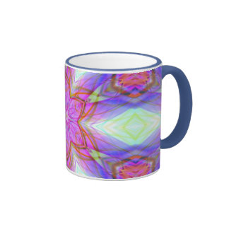 Very unique gift, LED light pattern Ringer Coffee Mug
