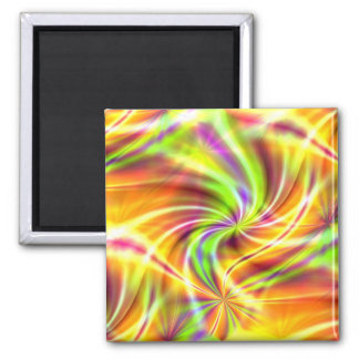 Very Very Stary 2 Inch Square Magnet