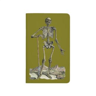 Vesalius: Sistema esquelético Cuaderno Grapado