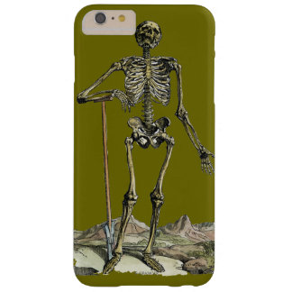 Vesalius: Skeletal System Barely There iPhone 6 Plus Case