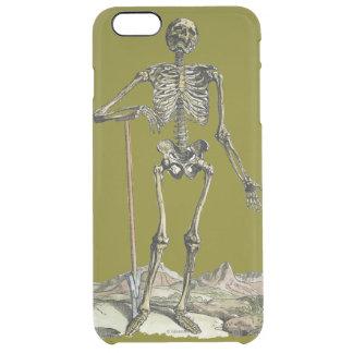 Vesalius: Skeletal System Clear iPhone 6 Plus Case