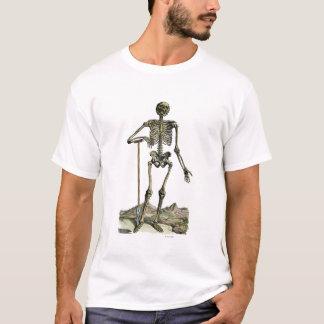 Vesalius: Skeletal System T-Shirt