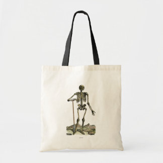 Vesalius: Skeletal System Tote Bag