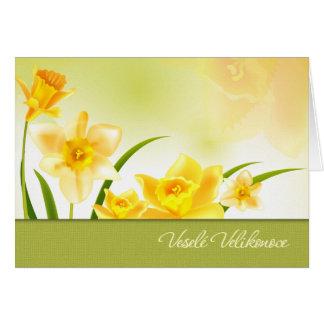 Veselé Velikonoce. Czech Easter Cards