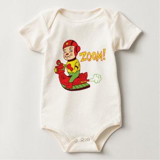 Vespa Body Para Bebé
