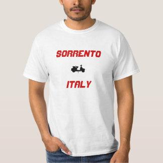 Vespa de Sorrento, Italia Playera