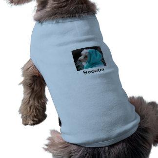 Vespa Camisetas De Perro