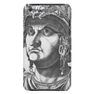 Vespasian (9-79 AD), 1596 (engraving) Case-Mate iPod Touch Case