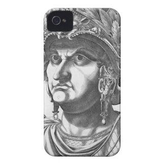 Vespasian (9-79 AD), 1596 (engraving) iPhone 4 Case
