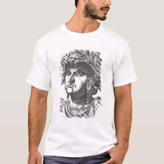 Vespasian (9-79 AD), 1596 (engraving) T-Shirt