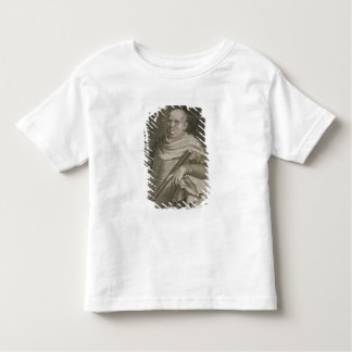 Vespasian (9-79 AD) Emperor of Rome 69-79 AD engra Toddler T-shirt
