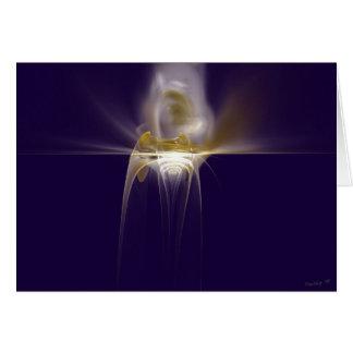 VESSEL OF LIGHT GREETING CARD