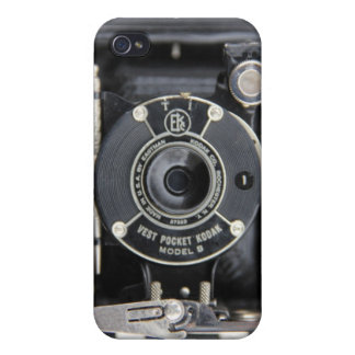 Vest Pocket Kodak Case For iPhone 4
