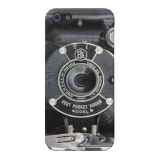 Vest Pocket Kodak iPhone SE/5/5s Case