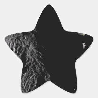 Vesta and Asteroid Gallery Star Sticker