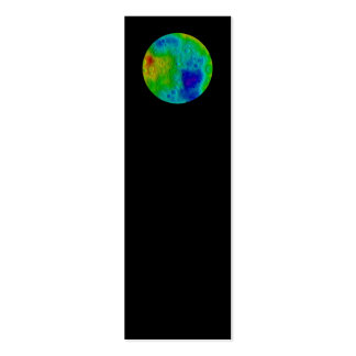 Vesta Asteroid / Protoplanet  NASA Mini Business Card