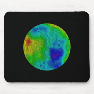 Vesta Asteroid / Protoplanet  NASA Mouse Pads