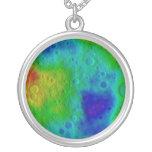 Vesta Asteroid / Protoplanet Necklace