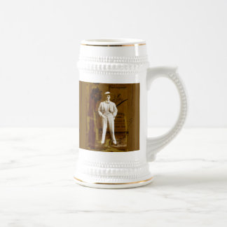 Vesta Tilley Beer Stein