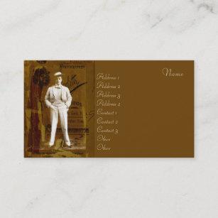 Musical theatre business cards templates zazzle vesta tilley business card colourmoves