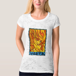 Vesta Women's Burnout Tee