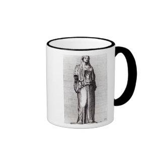 Vestal Virgin, c.1653 Mug