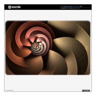 "Vestibular Woe MacBook Air 11"" Laptop Skin"