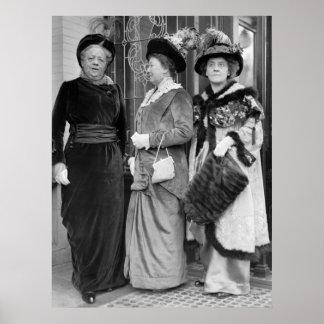 Vestido al Nines, 1915 Poster