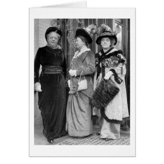 Vestido al Nines, 1915 Tarjeta