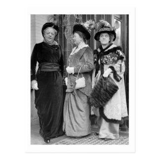 Vestido al Nines, 1915 Tarjeta Postal