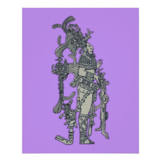 Vestido ceremonial maya posters