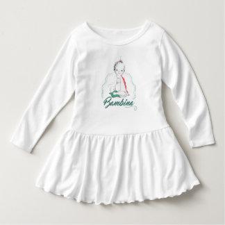 Vestido de Bambina del italiano Remera