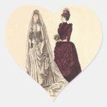 Vestido de boda del Victorian