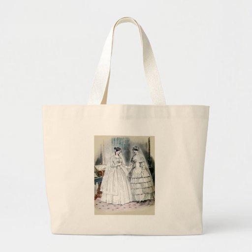 Vestido de boda del Victorian Bolsa