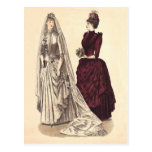 Vestido de boda del Victorian Postal