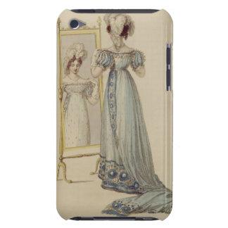 Vestido de corte, placa de moda de Reposi de Acker Barely There iPod Cárcasa