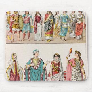 Vestido de Etruscan Alfombrilla De Raton