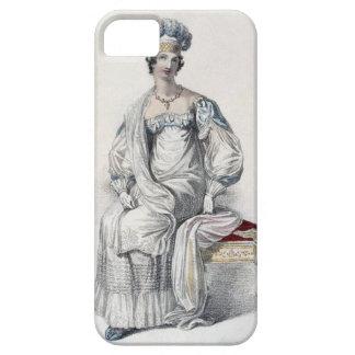 Vestido de la ópera, placa de moda de Reposi de Ac iPhone 5 Protectores